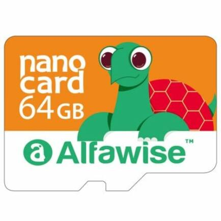 Alfawise nagy sebességű Micro SD memóriakártya - 64GB