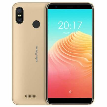 EU ECO Raktár - Ulefone S9 Pro 4G okostelefon - Arany