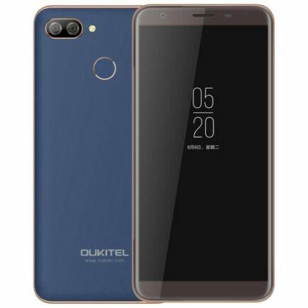 EU ECO Raktár - OUKITEL C11 Pro 4G okostelefon - Kék
