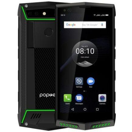 EU ECO Raktár - Poptel P60 4G okostelefon - Zöld