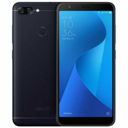 EU ECO Raktár - ASUS Pegasus 4S Max Plus ( X018DC ) 4G okostelefon - 64GB - Fekete