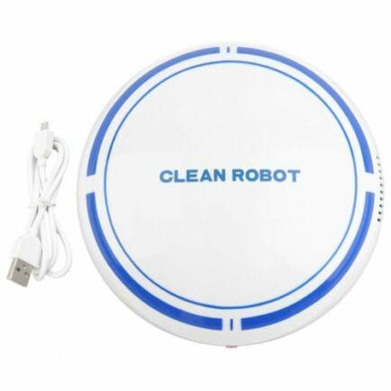 Intelligens Otthoni Vákumos Robotporszívó - Fehér