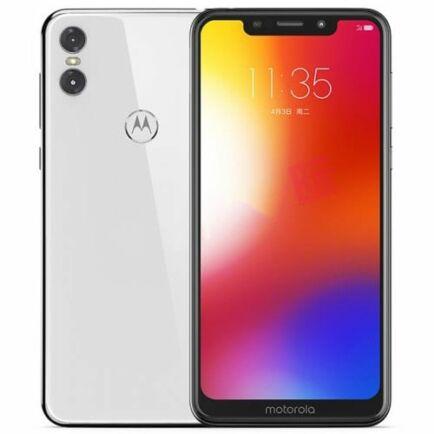 EU ECO Raktár - Motorola P30 Play 4G okostelefon - Fehér