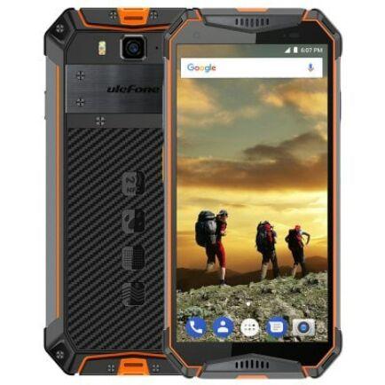 EU ECO Raktár - Ulefone Armor 3 4G okostelefon - Narancs