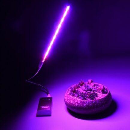 USB Csatlakozóval Működő LED Full Spectrum Lámpa
