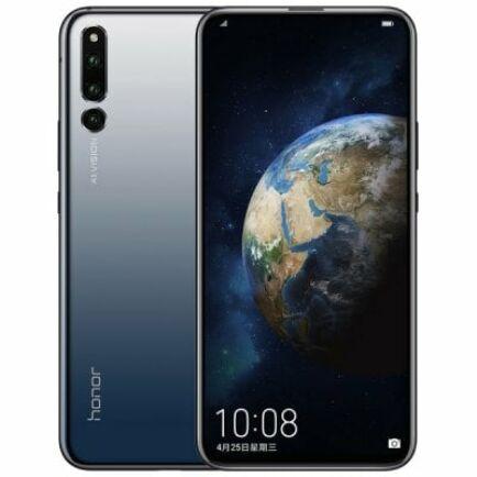 EU ECO Raktár - HUAWEI Honor Magic 2 4G okostelefon - 8GB 128GB - Fekete