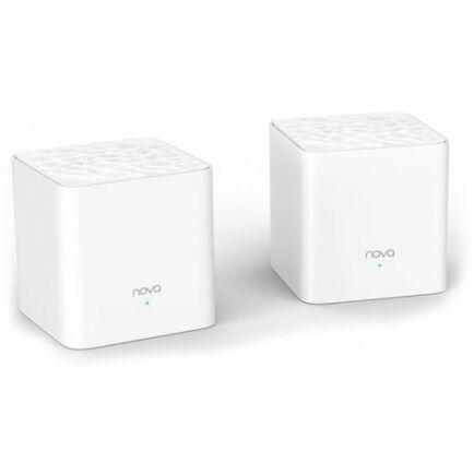 EU ECO Raktár - TENDA Nova MW3 AC1200 Dual Frekvenciás WiFi Router (2)