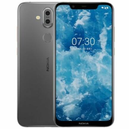 EU ECO Raktár - Nokia X7 4G okostelefon - 6GB 64GB - Ezüst