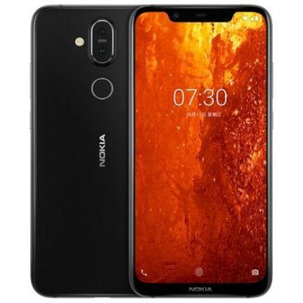 EU ECO Raktár - Nokia X7 4G okostelefon - 6GB 128GB - Fekete
