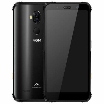 EU ECO Raktár - AGM X3 4G okostelefon Globális verzió 8GB RAM 128GB ROM