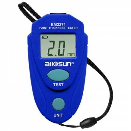 EM2271 Digitális Autós Festék Rétegvastagságmérő Készülék