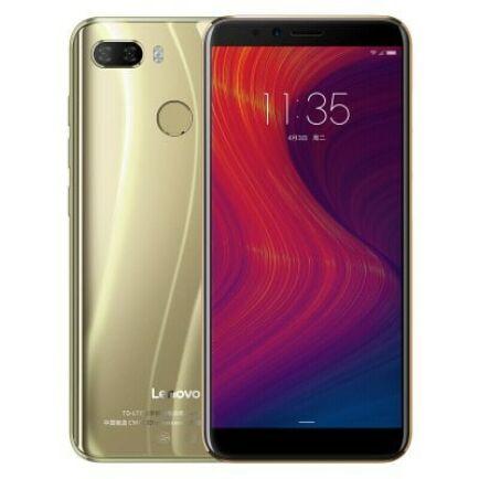 EU ECO Raktár - Lenovo K5 Play 4G okostelefon - 3GB 32GB - Arany