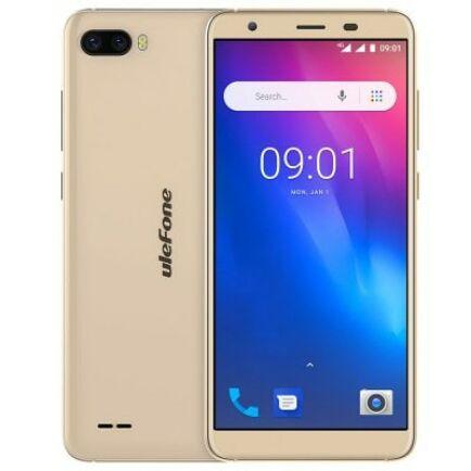 EU ECO Raktár - Ulefone S1 Pro 4G okostelefon - Arany