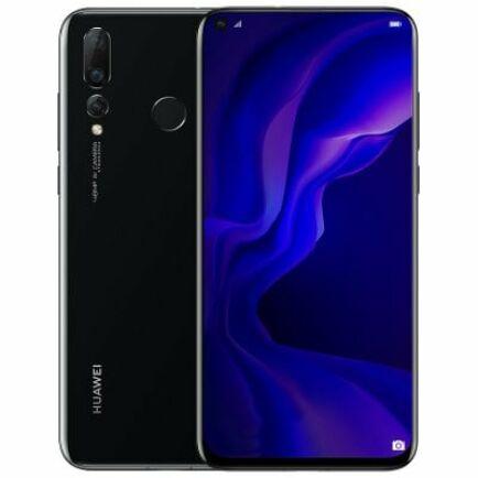 EU ECO Raktár - HUAWEI nova 4 4G okostelefon - Fekete