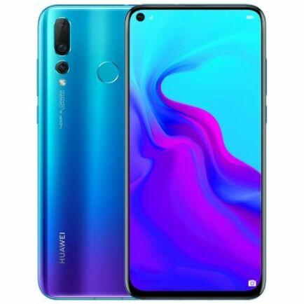 EU ECO Raktár - HUAWEI nova 4 4G okostelefon - Kék