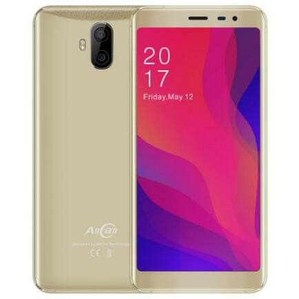 EU ECO Raktár - AllCall Rio X 3G okostelefon - Arany