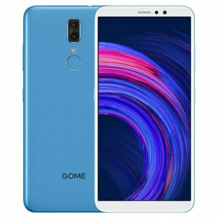 EU ECO Raktár - GOME Fenmmy Note ( C7 note PIUs ) 4G okostelefon - Kék