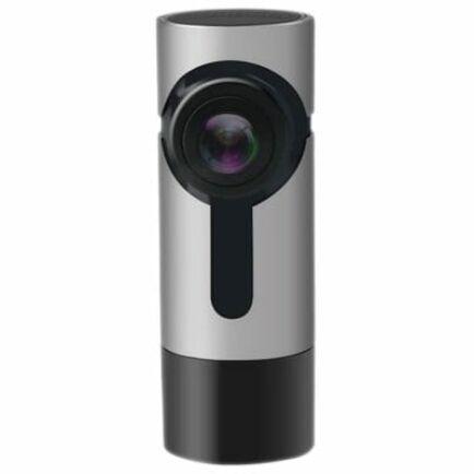 EU ECO Raktár - Wifi Vezetéknélküli 360 Fokos Panoráma Kamera - Ezüst