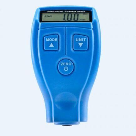 Autós Festék Rétegvastagságmérő Készülék - Kék