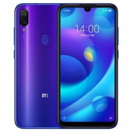 EU ECO Raktár - Xiaomi Mi Play 4G okostelefon - Kék