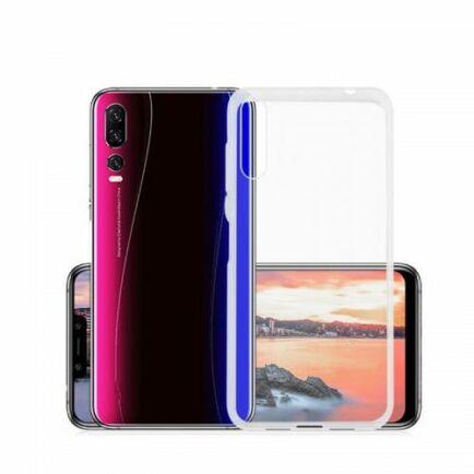 Elephone A5 TPU Szilikon Tok - Átlátszó
