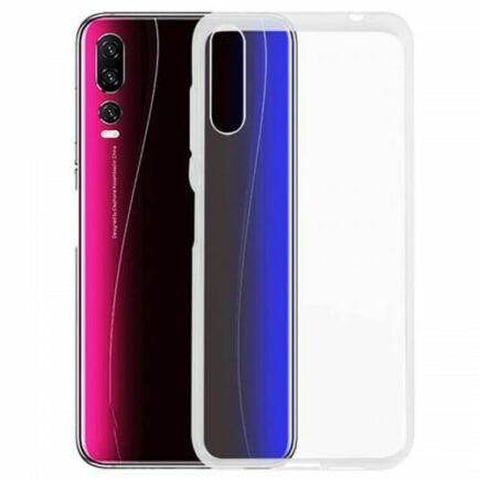 Naxtop TPU Átlátszó Szilikon Tok Elephone A5 Készülékre - Átlátszó