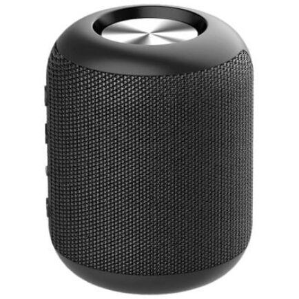 Lymoc X9 Hordozhat IPX5 Vízálló Vezetéknélküli Bluetooth Hangszóró - Fekete