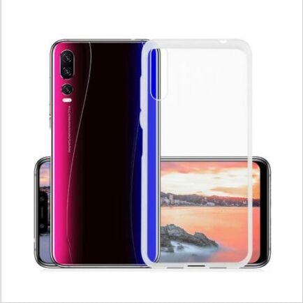 Elephone A5/A5 Lite TPU Szilikon Tok - Átlátszó