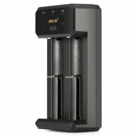 Utorch GOLISI L2 Hordozható USB Okos Akkumulátor töltő