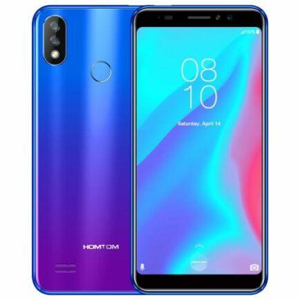 EU ECO Raktár - HOMTOM C8 4G okostelefon - Kék