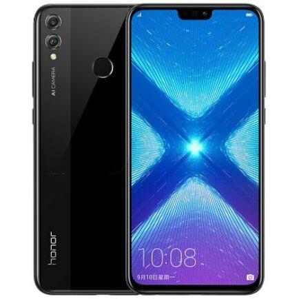 EU ECO Raktár - HUAWEI Honor 8X 4G okostelefon - 4GB 64GB - Fekete