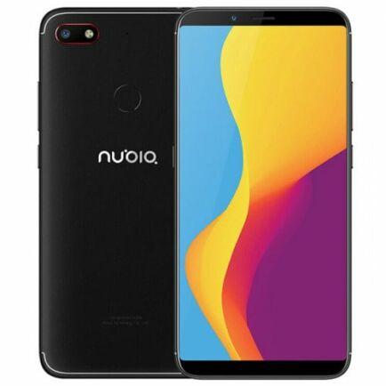 Nubia V18 4G okostelefon - Fekete