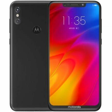 EU ECO Raktár - Motorola P30 Note 4G okostelefon - Fekete