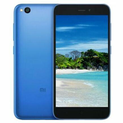 EU ECO Raktár - Xiaomi Redmi Go 4G okostelefon - 8GB - Kék