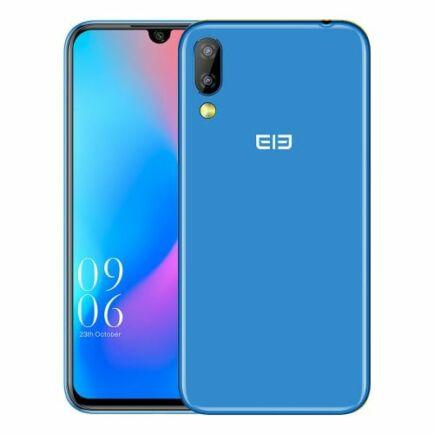 EU ECO Raktár - Elephone A6 Mini 4G okostelefon - Kék