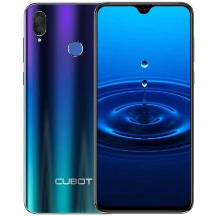 EU ECO Raktár - CUBOT R15 3G okostelefon - Lila