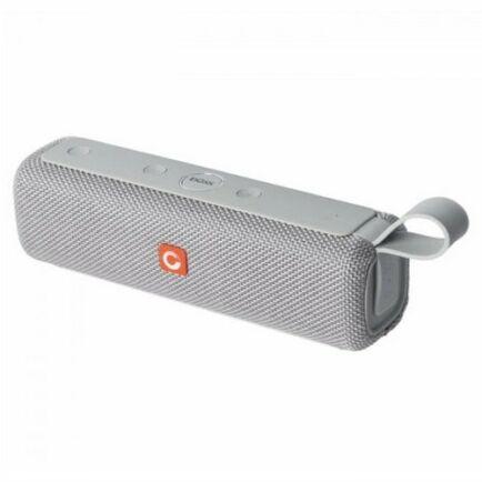 DOSS E - Go II Hordozható Vezetéknélküli Bluetooth Hangszóró - Szürke