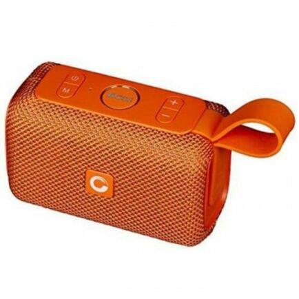 DOSS E - Go Hordozható Bluetooth Vízálló Hangszóró - Narancssárga