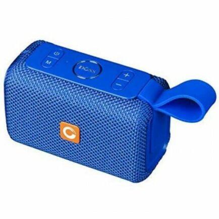 DOSS E - Go Hordozható Bluetooth Vízálló Hangszóró - Kék