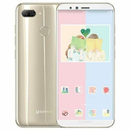EU ECO Raktár - GIONEE S11 Lite 4G okostelefon - 4GB 32GB - Arany