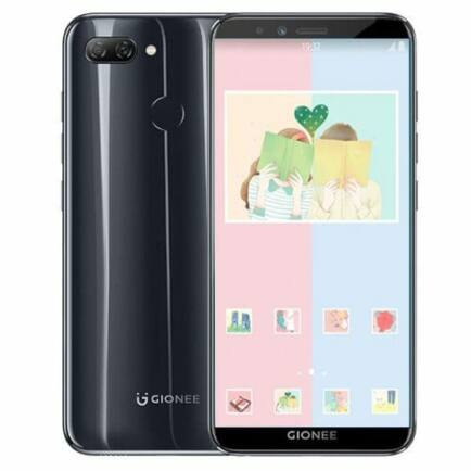 EU ECO Raktár - GIONEE S11 Lite 4G okostelefon - 4GB 32GB - Fekete