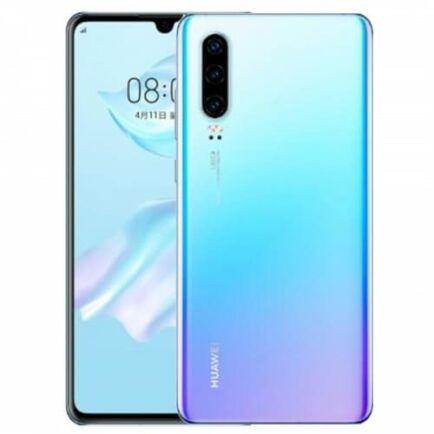EU ECO Raktár - Huawei P30 4G okostelefon - 8GB 64GB - Kék