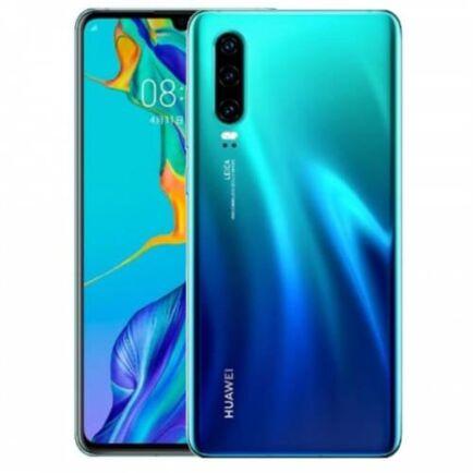 EU ECO Raktár - Huawei P30 4G okostelefon - 8GB 128GB - Alkonyat