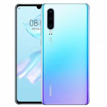 EU ECO Raktár - Huawei P30 4G okostelefon - 8GB 128GB - Kék