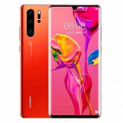 EU ECO Raktár - HUAWEI P30 Pro 4G okostelefon - 8GB 128GB ROM - Piros
