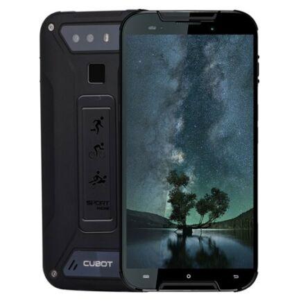 EU ECO Raktár - CUBOT Quest Lite 4G okostelefon - Fekete