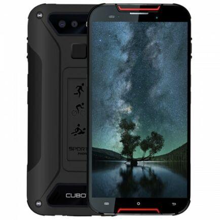 EU ECO Raktár - CUBOT Quest Lite 4G okostelefon - Piros
