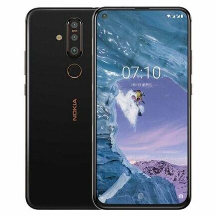 EU ECO Raktár - NOKIA X71 4G okostelefon - 128GB - Fekete