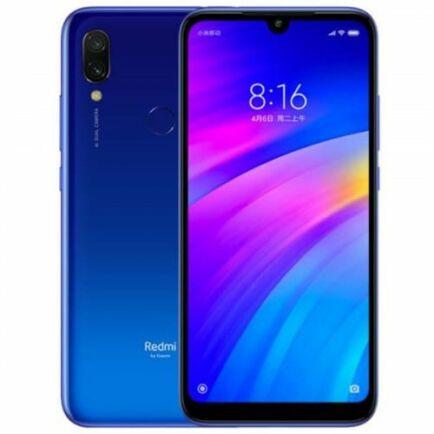 EU ECO Raktár - Xiaomi Redmi 7 4G okostelefon - 2GB 16GB - Kék