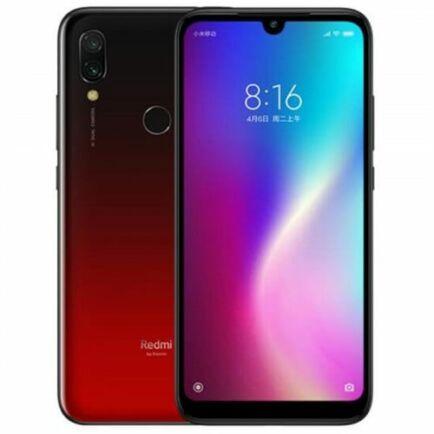 EU ECO Raktár - Xiaomi Redmi 7 4G okostelefon - 2GB 16GB - Piros